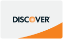 credit card icon - discover