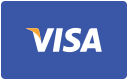 credit card icon - visa